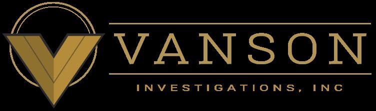 Vanson Investigations, Inc. Logo